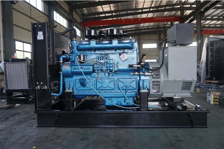 200KW东风研究所柴油发电机组-G128ZLD2