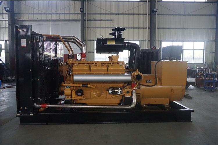 400KW申动柴油发电机组-SDV450