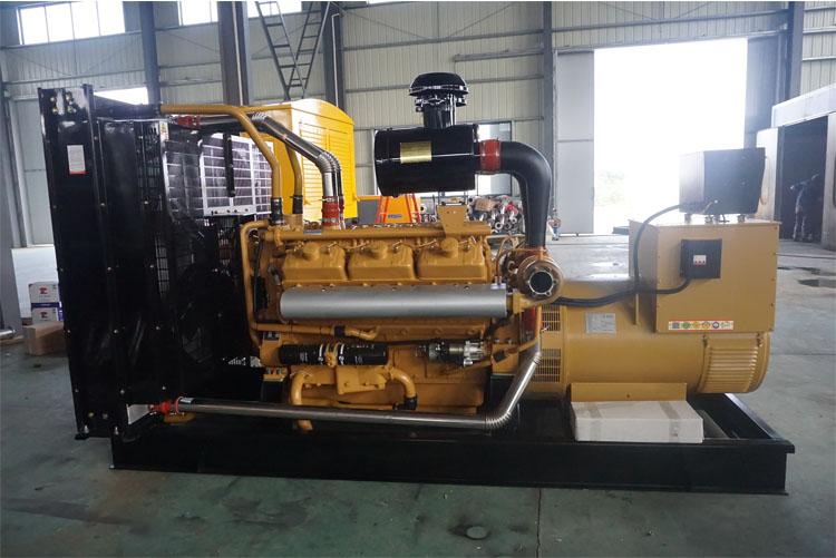 600KW申动柴油发电机组-SDV610