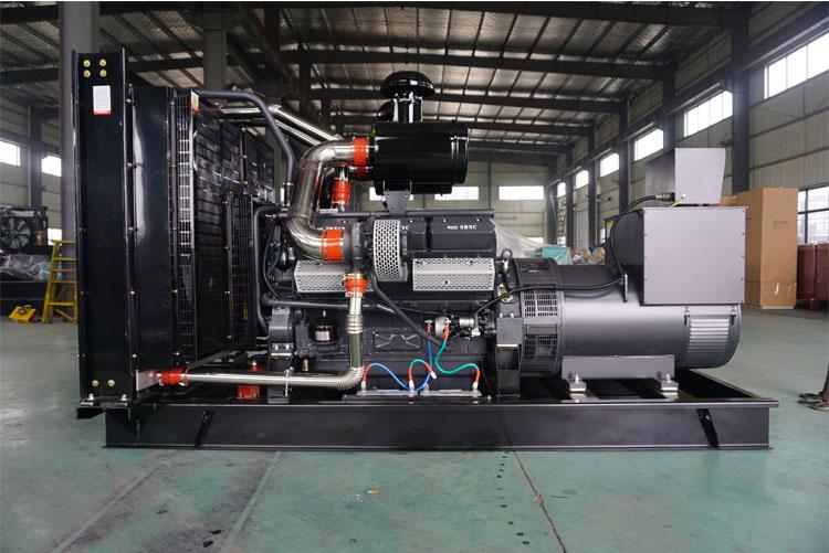 500KW申动柴油发电机组-SDV510