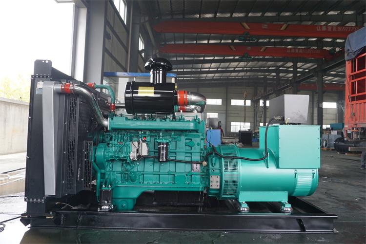 300KW乾能柴油发电机组-QN13H380
