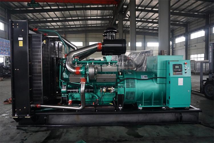 600KW乾能柴油发电机组-QN28H748