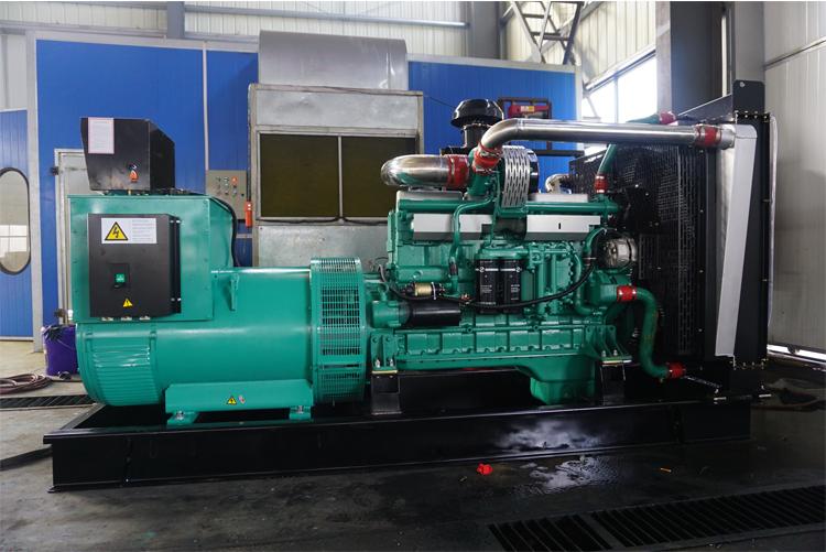 450KW乾能柴油发电机组-QN16H560
