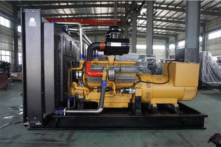 900KW乾能柴油发电机组-QN28H1150