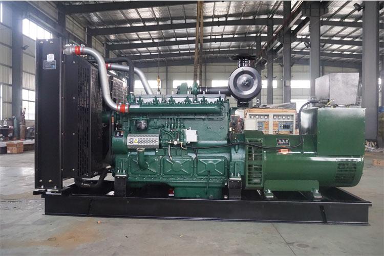 300KW凯普柴油发电机组-KP350
