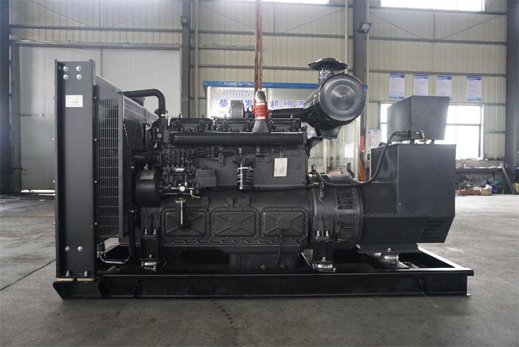 200KW凯普柴油发电机组-KP206