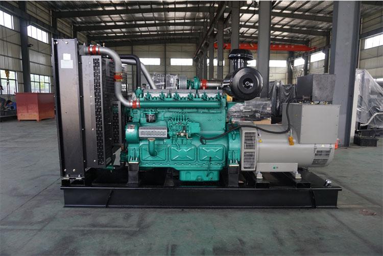 400KW凯普柴油发电机组-KP425