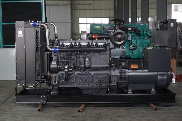 250KW凯普柴油发电机组-G128ZLD1