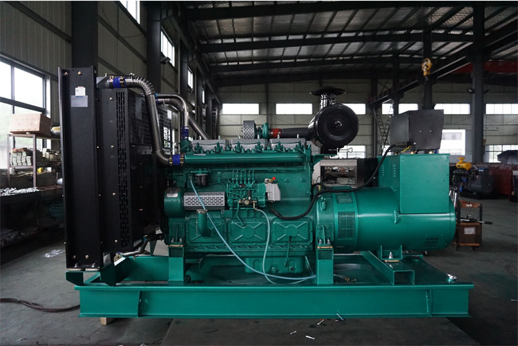 300KW凯普柴油发电机组-G128ZLD22