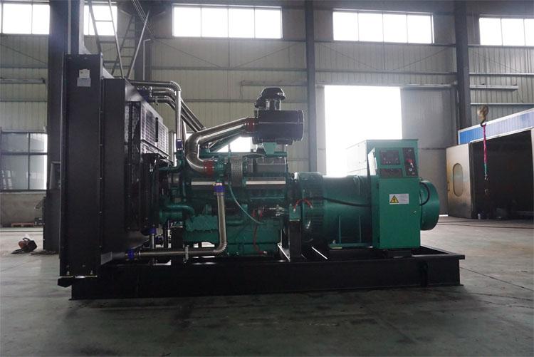 1100KW凯普柴油发电机组-KPV1300
