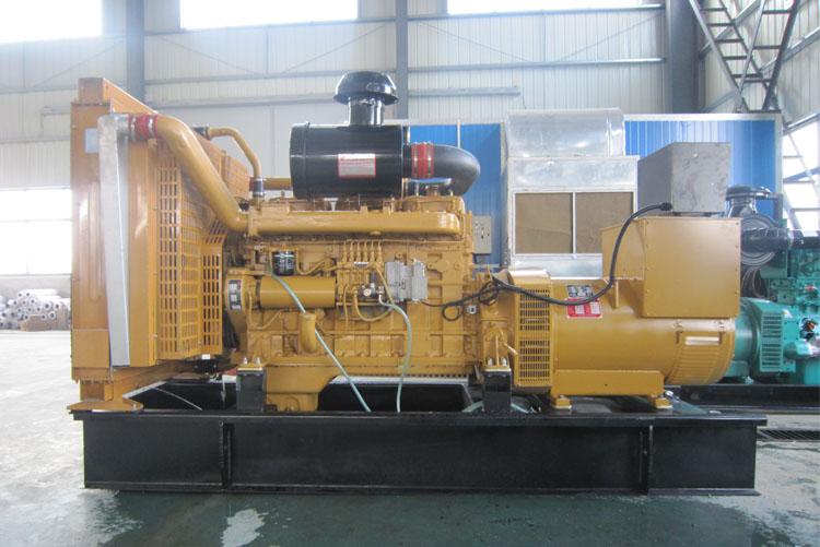 300KW卡得城仕柴油发电机组-KD13H338