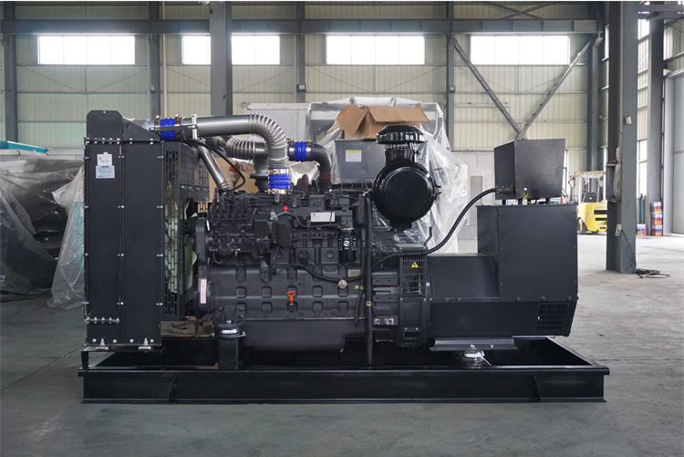 200KW卡得城仕柴油发电机组-KD9D310D2