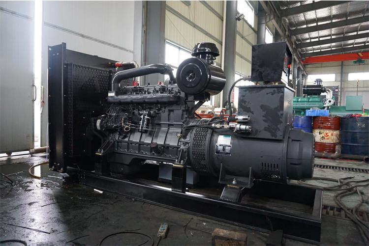 200KW卡得城仕柴油发电机组-KDSC13G280D2