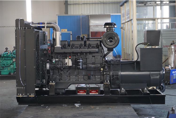 200KW卡得城仕柴油发电机组-KDSC13G355D2