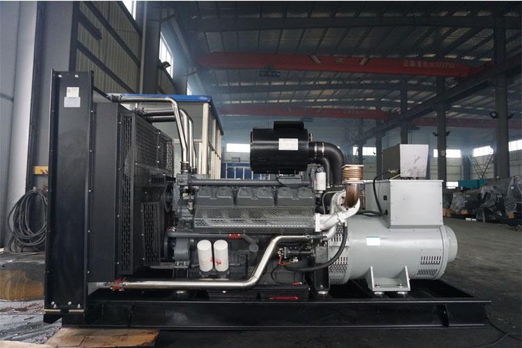 700KW无锡动力柴油发电机组-WX287TAD68