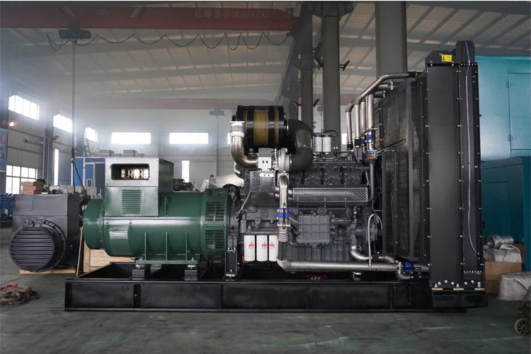 1200KW无锡动力柴油发电机组-WD360TAD120
