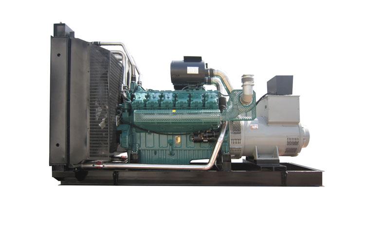 800KW无锡动力柴油发电机组-WD327TAD78