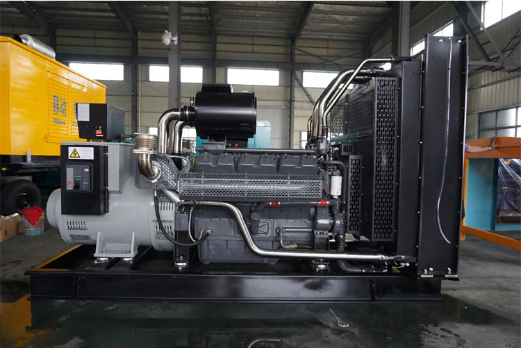600KW无锡动力柴油发电机组-WD269TAD56