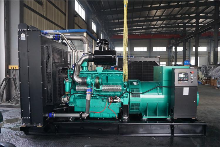 700KW南通股份柴油发电机组-TCR680