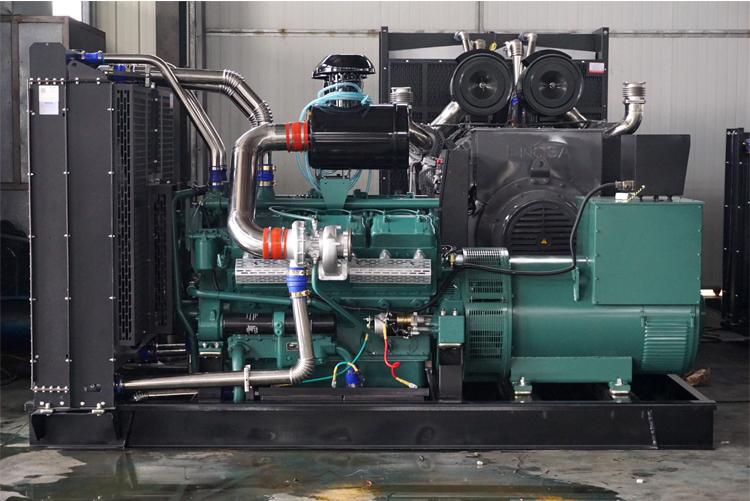500KW南通股份柴油发电机组-TCU500