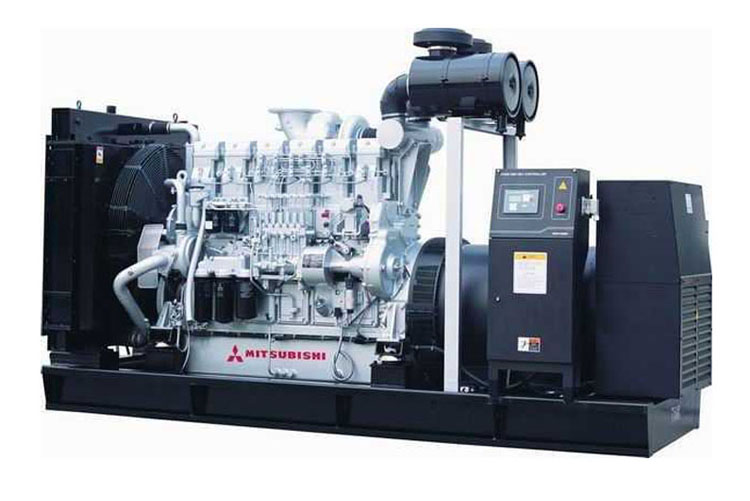 2000KW三菱柴油发电机组-S16R2-PTAW