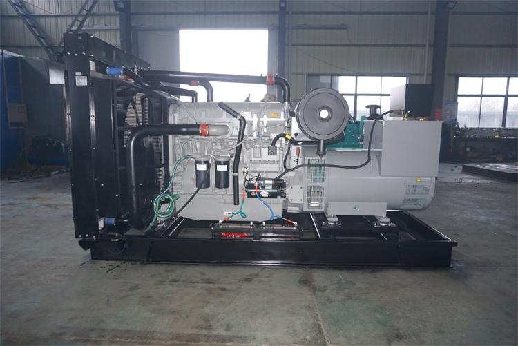 500KW珀金斯柴油发电机组-2806C-E18TAG1A