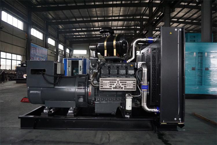 600KW华柴道依茨柴油发电机组-HC12V132ZL-LA G1A