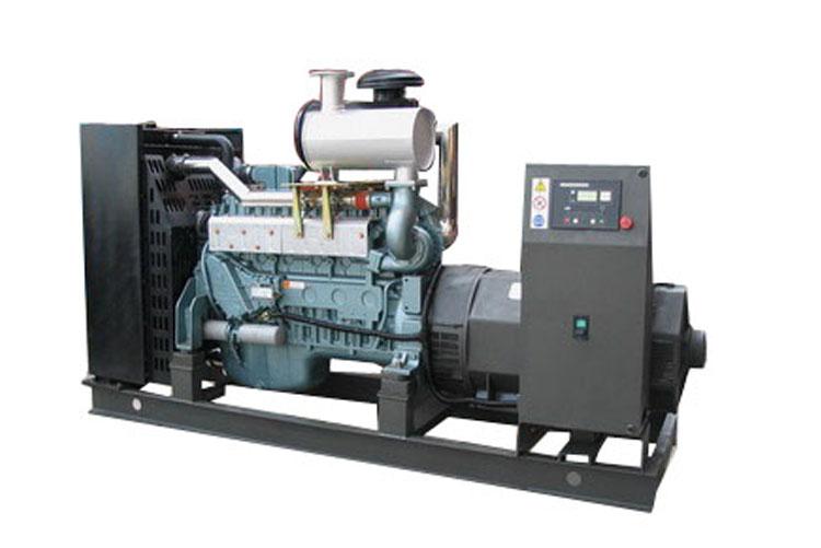 150KW杭发斯太尔柴油发电机组-WD615.68D