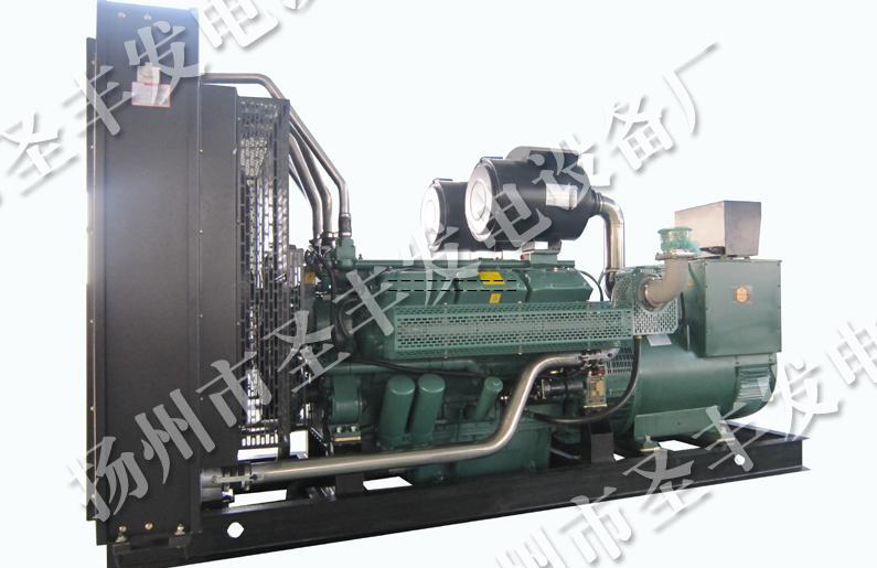 无锡动力500kw柴油发电机组